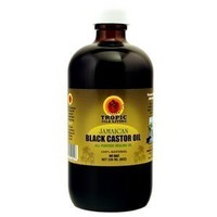 Jamaican Black Castor Oil 8 oz - Big Sale!! by Unknown