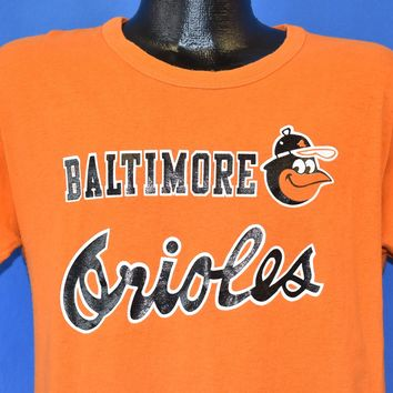 80s Baltimore Orioles Baseball t-shirt Medium