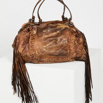 Free People Varese Distressed Tote