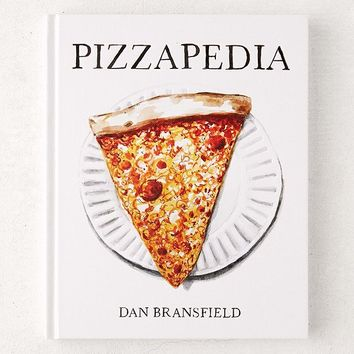 Pizzapedia: An Illustrated Guide to Everyone's Favorite Food By Dan Bransfield   Urban Outfitters