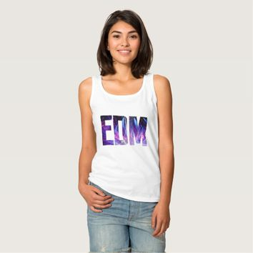 EDM Women Tank Top
