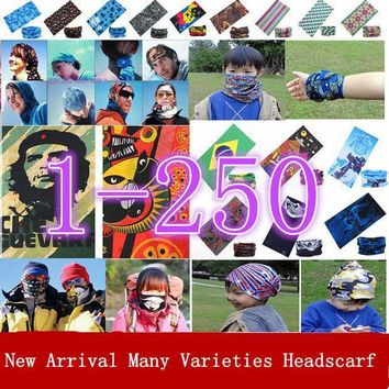 Turban Magic Headband Outdoor Sports Cycling Bike Bicycle Riding Variety Veil Multi Head Scarf Scarves