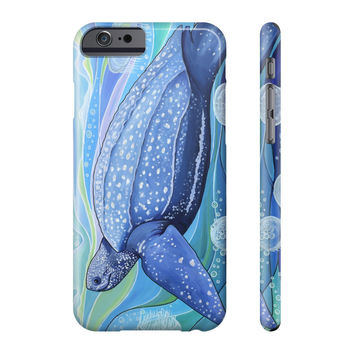 Leatherback Sea Turtle Phone Case