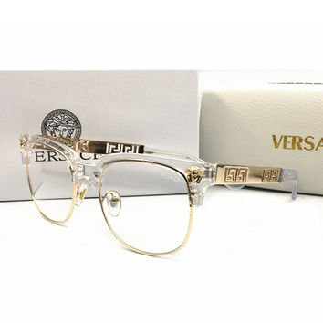 9cc321f6b37 Versace Mens Glasses Gold - Best Glasses Cnapracticetesting.Com 2018