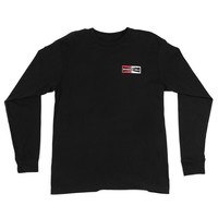 EQUIPPED LONG SLEEVE BLACK