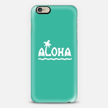 ALOHA! iPhone 6 case by Dylan Morang | Casetify
