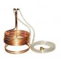 Homebrew Immersion Wort Chiller - 25' Copper Tubing