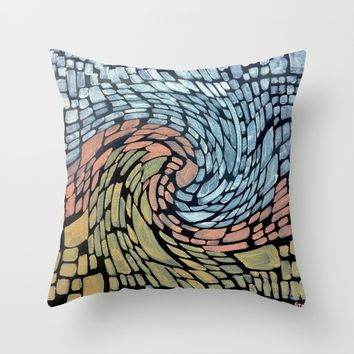 :: 4 am :: Throw Pillow by :: GaleStorm Artworks ::