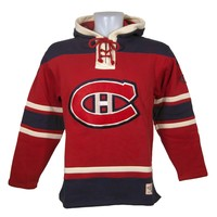 Montreal Canadiens PK Subban NHLPA Muldoon Heavyweight Hoodie
