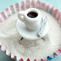 coffee cup ring