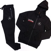 Club Foreign Benz Sweatsuit (Black)