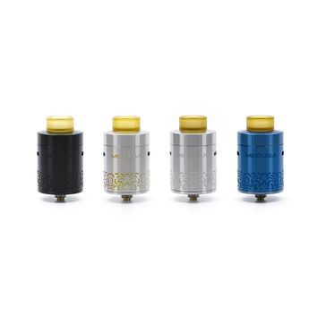 Original Geekvape Medusa Reborn RDTA 3.5ml atomizer with Quick Access System optimized build deck for Vape mod