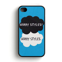 Harry Styles Collage iPhone 4|4S Case