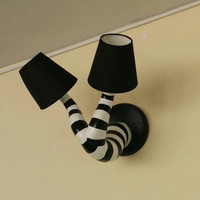Doble Beetlejuice Wall Lamp