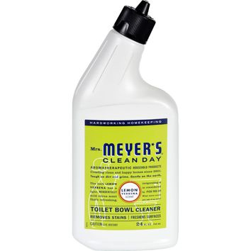 Mrs. Meyer's Toilet Bowl Cleaner - Lemon Verbena - 24 Fl Oz