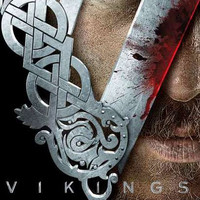 The Vikings Season 1 TV Show Poster 11x17