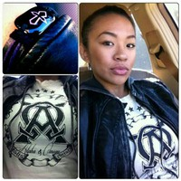S/O @roxanne_2times for such an awesome pic/post!! We thank u ... - crossstitchapparel @ Instagram Web Interface - 5th village