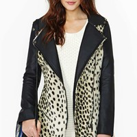 Wild Thing Faux Fur Coat
