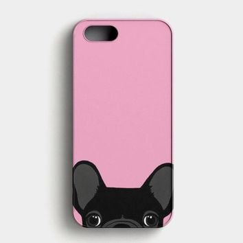 French Bulldog iPhone SE Case