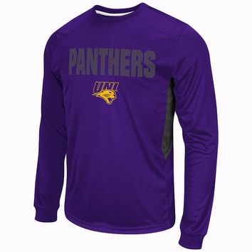 Colosseum Northern Iowa Panthers Trainer Tee