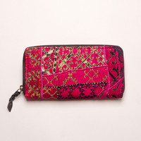 India Rose Wallet