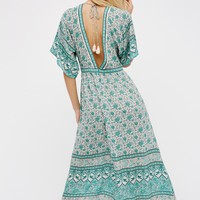 Free People Kombi Folk Dress