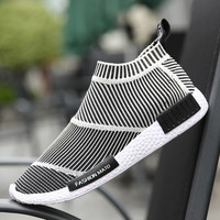 Brand Men Casual Shoes Breathable High Quality Fashion Men Trainers Luxury Super Light Designer Shoes Men Zapatillas Masculino