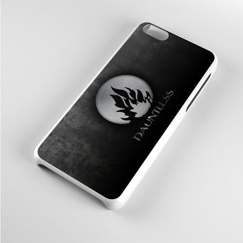 divergent dauntless the brave iPhone 5c Case