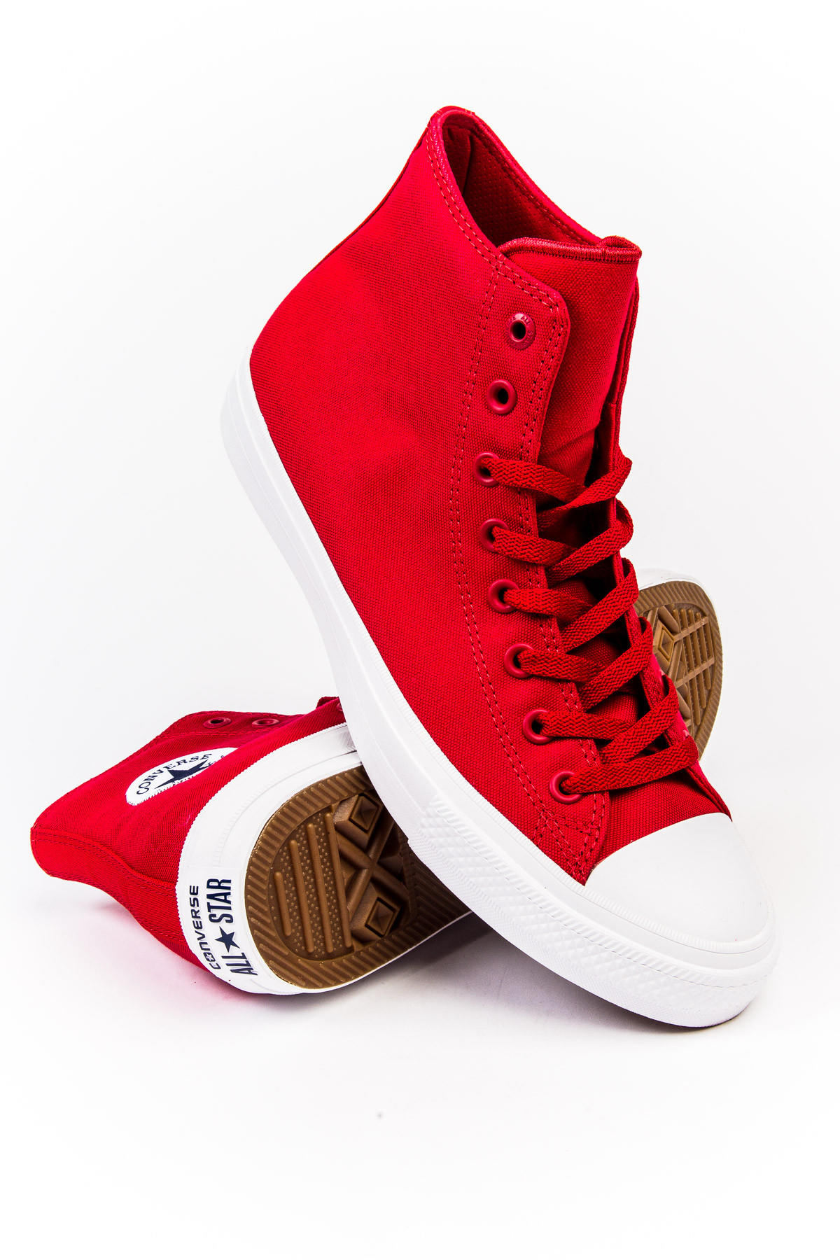 converse all star 2 rosse