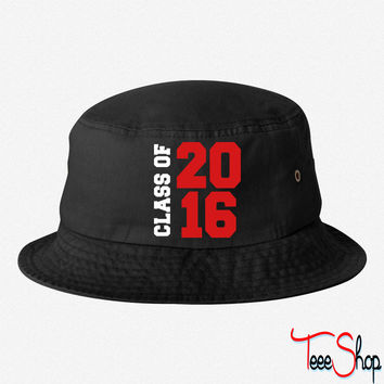 Class of 2016 bucket hat