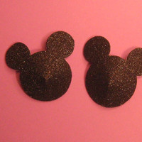 Mickey mouse pasties