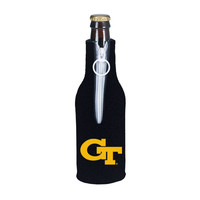 Georgia Tech Yellow Jackets Bottle Coozie
