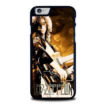 led zeppelin iphone 6 6s case cover  number 1