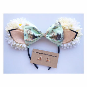 Minnie Ears Bambi Set