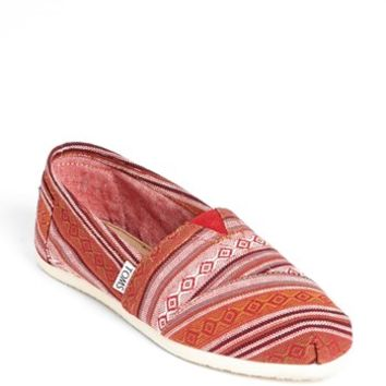 TOMS 'Seasonal Classic - Nepal' Slip-On (Women) | Nordstrom