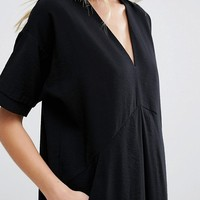 Whistles Josie Casual Dress at asos.com
