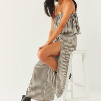 Faithfull The Brand Island Striped Wide-Leg Pant | Urban Outfitters