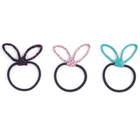 Kitty Ear Hair Ties