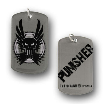 Punisher Dog Tag