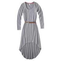 Xhilaration® Juniors Belted High Low Maxi Dress - Assorted Colors