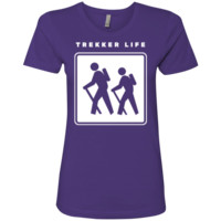 TL Hiker 1 Next Level Ladies' Boyfriend Tee