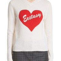 Ashley Williams Ecstasy Wool Sweater   Nordstrom
