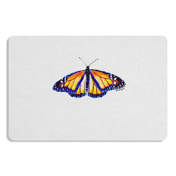 TooLoud Watercolor Monarch Butterfly Placemat
