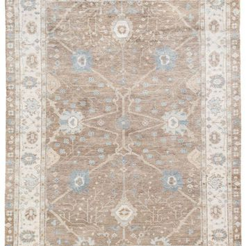 Anise Princeton Hand Knotted Wool Rug