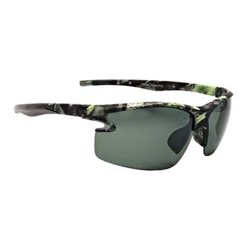 NWT Camouflage Polarized Sunglasses Puff Sport Military Power Style
