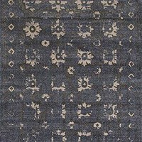 4260 Gray Distressed Oriental Area Rugs