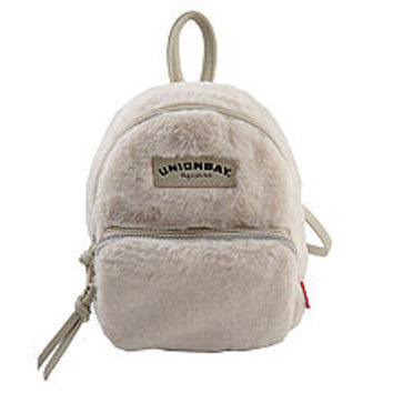 Unionbay Mni Fuzzy Backpack JCPenney