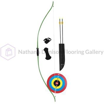 Bear Archery Titan Bow Set 60 20-29lb 22-28 Draw R/L Hand