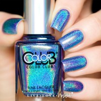 Color Club Crystal Baller Nail Polish (2015 Halo Hues Collection)