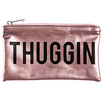 The Thuggin Hologram Clutch